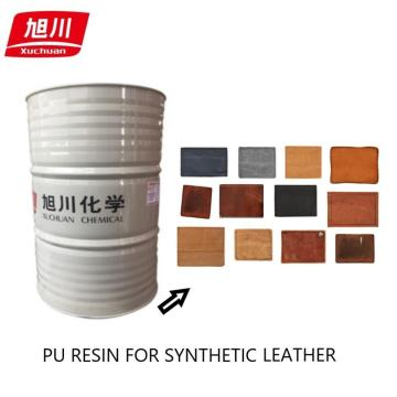 polyurethane resins for artificial leather