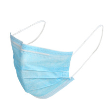 Disposable 3ply Earloop Face Mask