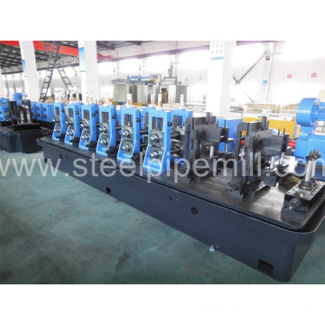 welded roung pipe making machine