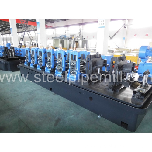 high frequency rectangle pipe making machine