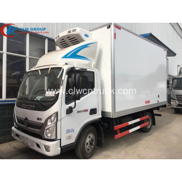 2019 New FOTON Forland 130HP Cooling Truck