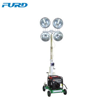 Lifting Flexible Lamp Optional LED Mobile Light Tower
