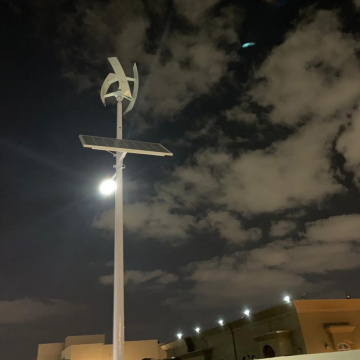 The Factory Sells Wind Power Hybrid Solar Street Lights At Low Prices
