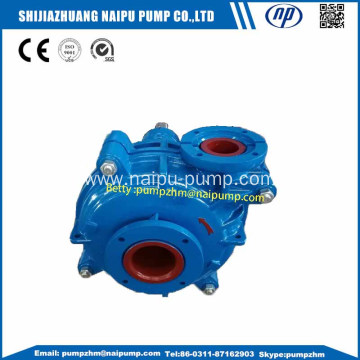 6/4E-AHR horizontal slurry pumps for tailings