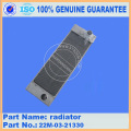 Volvo oil cooler VOE14535677 for EC210BL