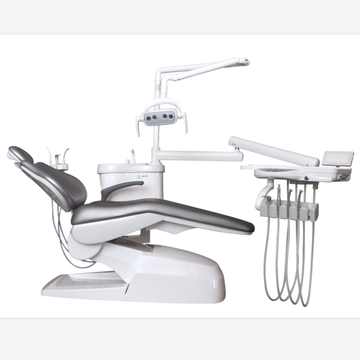 Dental unit for teeth whitening