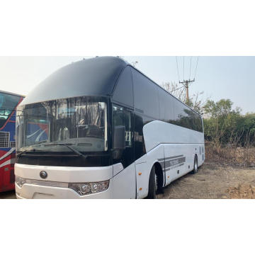 Used Buses With Diesel Engine Ready For Export