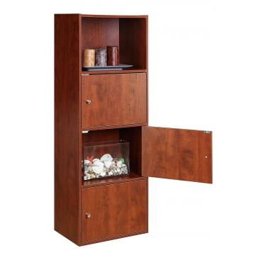 wooden living room cabinets & chests