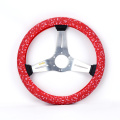 Colorful car auto style steering wheel cover