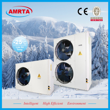 Multi-function Air Source Heat Pump with Outer Casing