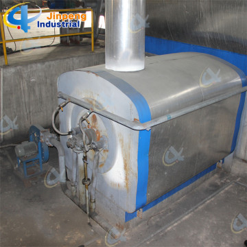 high profits used tire recycling machine