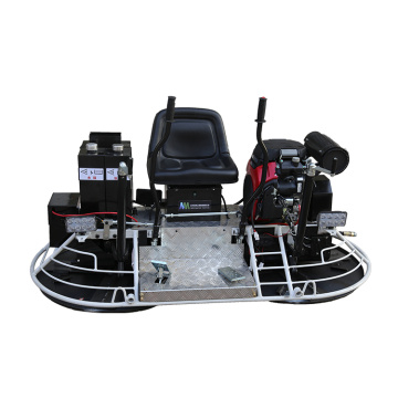 float pan superior power trowel machine