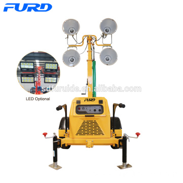 6KW 7M Outdoor Truss Mobile Tower Lighting