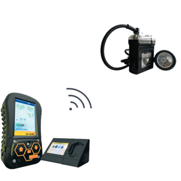 Multible gas detection instrument