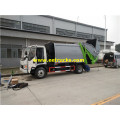 JAC 6 CBM Waste Collector Trucks
