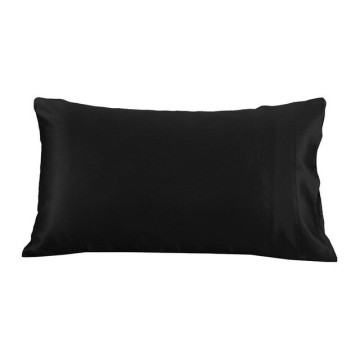 Housewife Silk Pillow Cover Both Sides Standard 50x75cm