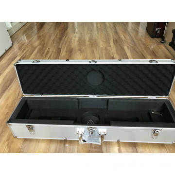 Heavy Duty Aluminium Tool Box with Sponge Foam