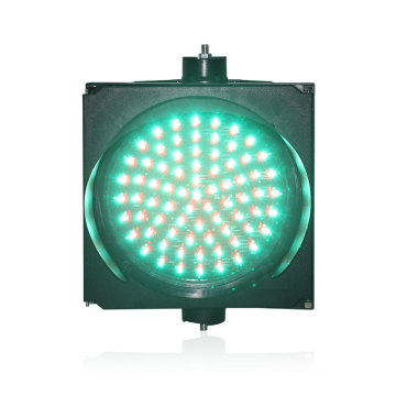 mix red green PC 300mm LED traffic light