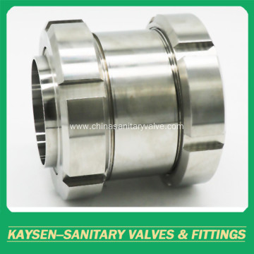 DIN Hygienic Union Type Check Valves