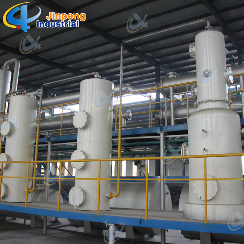 solid tyre pyrolysis machine