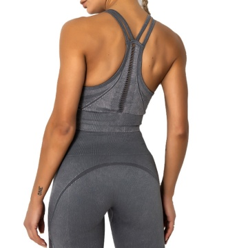 Yoga Suit Seamless Activewear Workout Sets