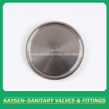 DIN End Cap Sanitary fitting Stainless Steel