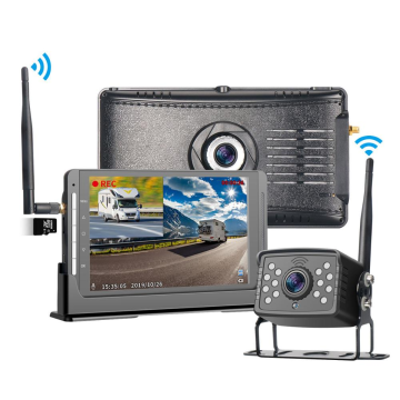 rearview digital wired car reverse camera