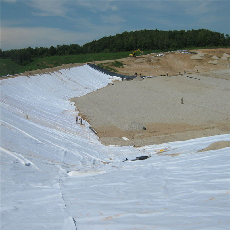 Non Woven Geotextile For Landfill