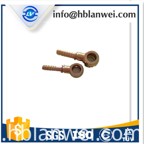 Female Thread Swaged Hydraulic Hose pipe Fittings