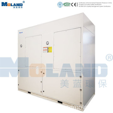 Industrial Filter Air Purification System