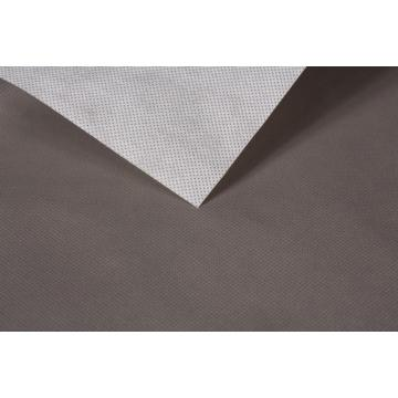 Anti-slip Gray PE coated PP nonwoven fabric lamination
