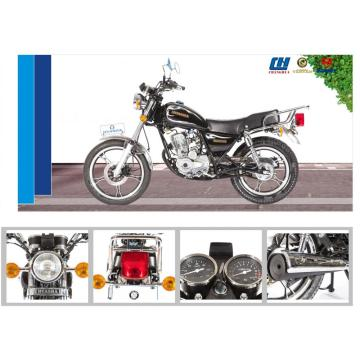 HS125-6A New Design 125cc Gas Motorcycle