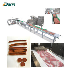 Meaty Stick Making Machine With Auto Tray Loader