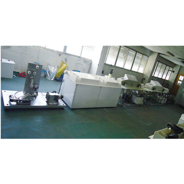 Diamond wire coating line equipment
