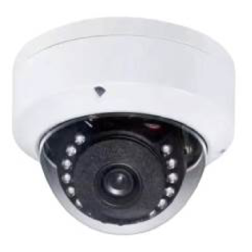AI Smart IP Webcam Metal Dome Camera