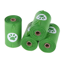 100%Biodegradable pet poop bags