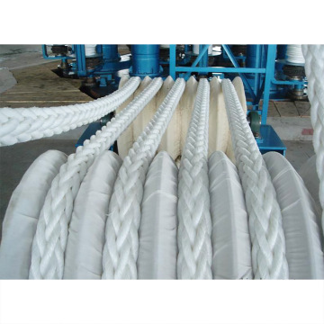 Good wear resisting 8-strand UHMWPE Plaited rope