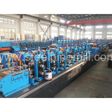 Steel tube mill top quality export