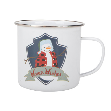 Sublimation Travel Custom Coffee Mug With Logo