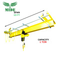 LXB type explosion proof single girder suspension crane