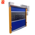 pvc door rolling speed speed
