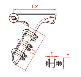 NLL clamp