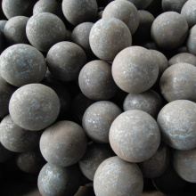 Forged steel grinding balls for mining