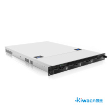 Public inspection platform server chassis