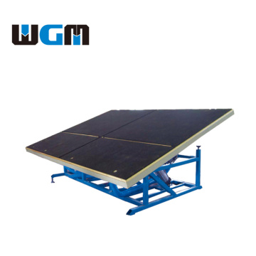 Manual Glass Cutting Table With Air Cushion