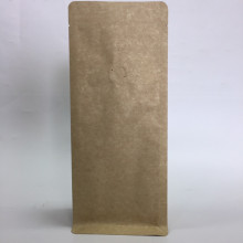 Kraft Paper Bag With Valve For Coffee