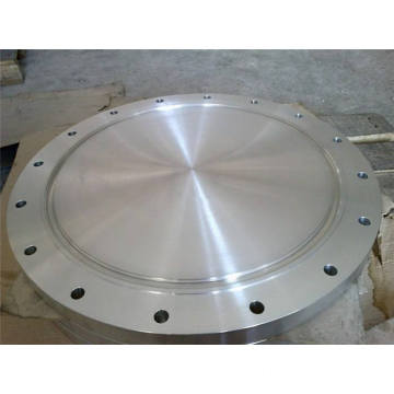High pressure carbon flange