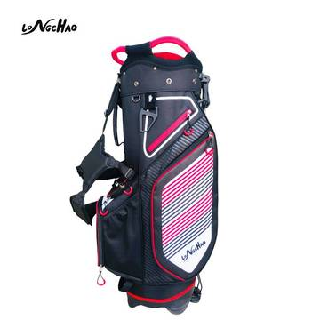 Factory wholesale Waterproof Custom Tour Golf Staff Nylon Bag for men