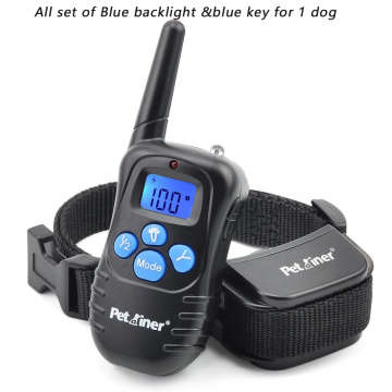 300M LCD Remote Pet Dog Training Collar
