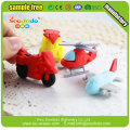 Wholesale 3D car eraser set